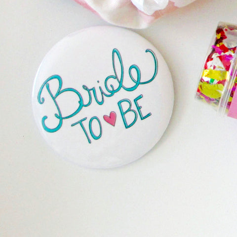 Bride Button!