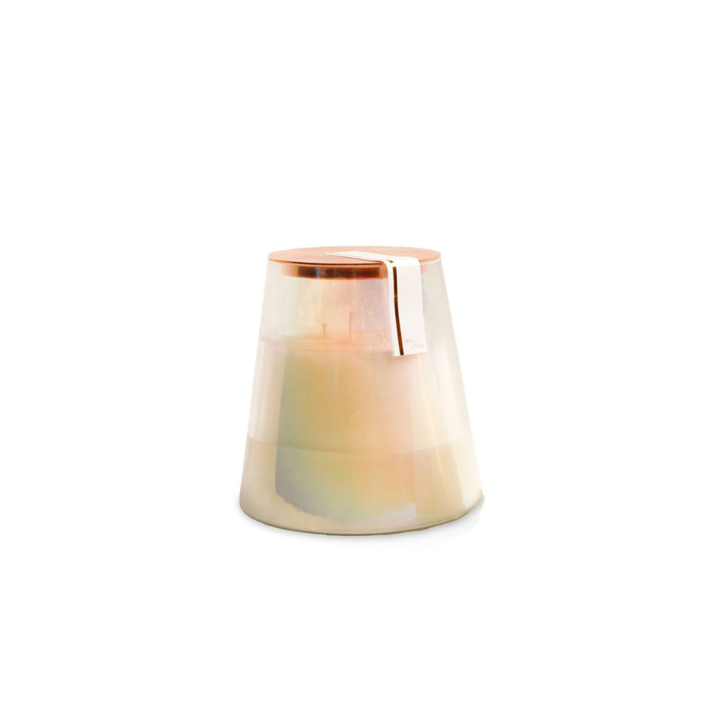Ivory & Twilight Celestial Candle