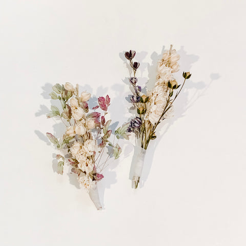 Dried Floral Bouquet