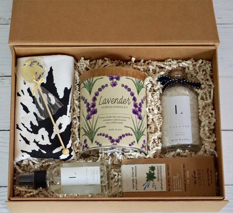 Lovely Lavender Box - Large