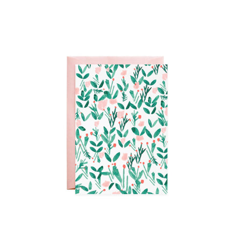 Petite Cards - Jungle Flower Florals