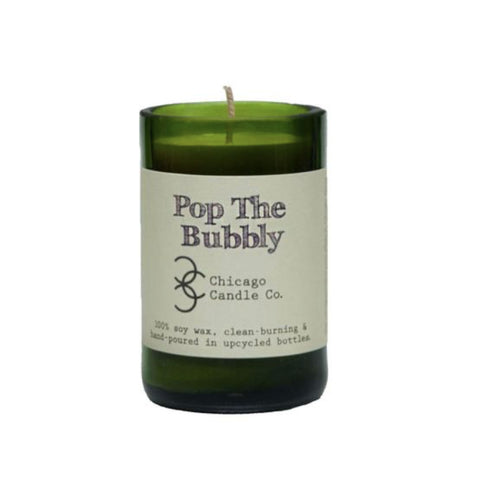 Chicago Candle Co. Pop The Bubbly