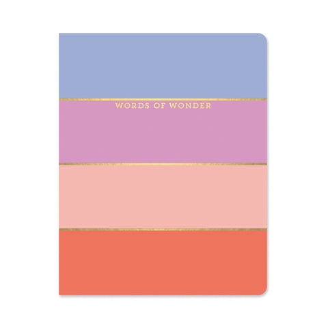 Words of Wonder Journal