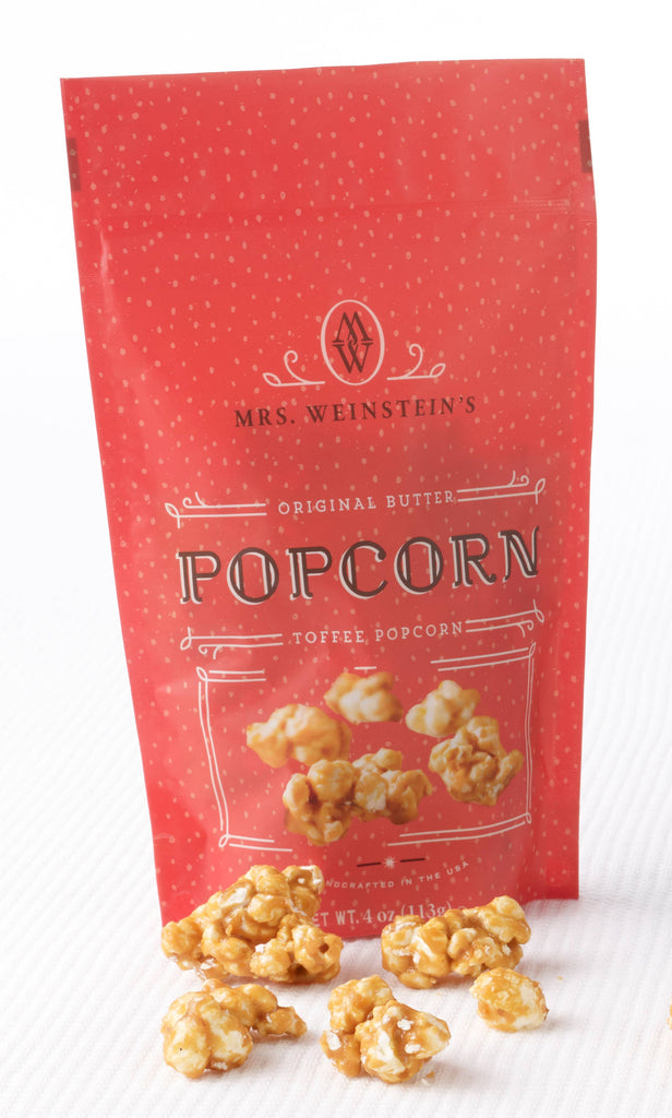 Mrs. Weinstein's Toffee - 4 oz Original Toffee Corn
