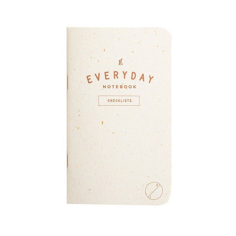 Everyday Checklists Notebook 2-Pack
