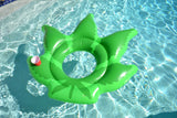 Giant Weed Leaf Pool Float