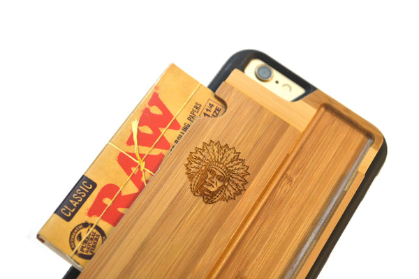 "iChief iPhone 7plus ""King Size"" Rolling Tray Case"