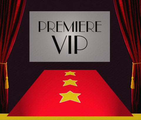 Premiere VIP Unlimited Movie Pass