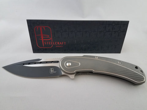 Todd Begg Steelcraft Series Bodega(grey)