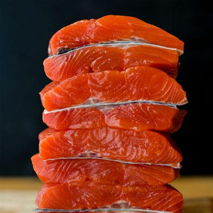 PREORDER Monthly Salmon Share:  5 or 10 lbs. 2020-2021