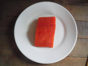 5 lb. Sockeye Salmon Box (approx. 12 pieces)