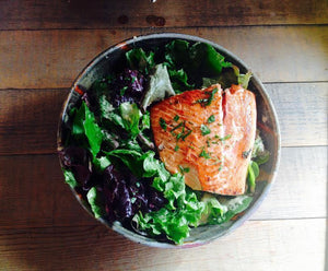 PREORDERED Monthly Salmon Share: 5 or 10 lbs. 2020-2021