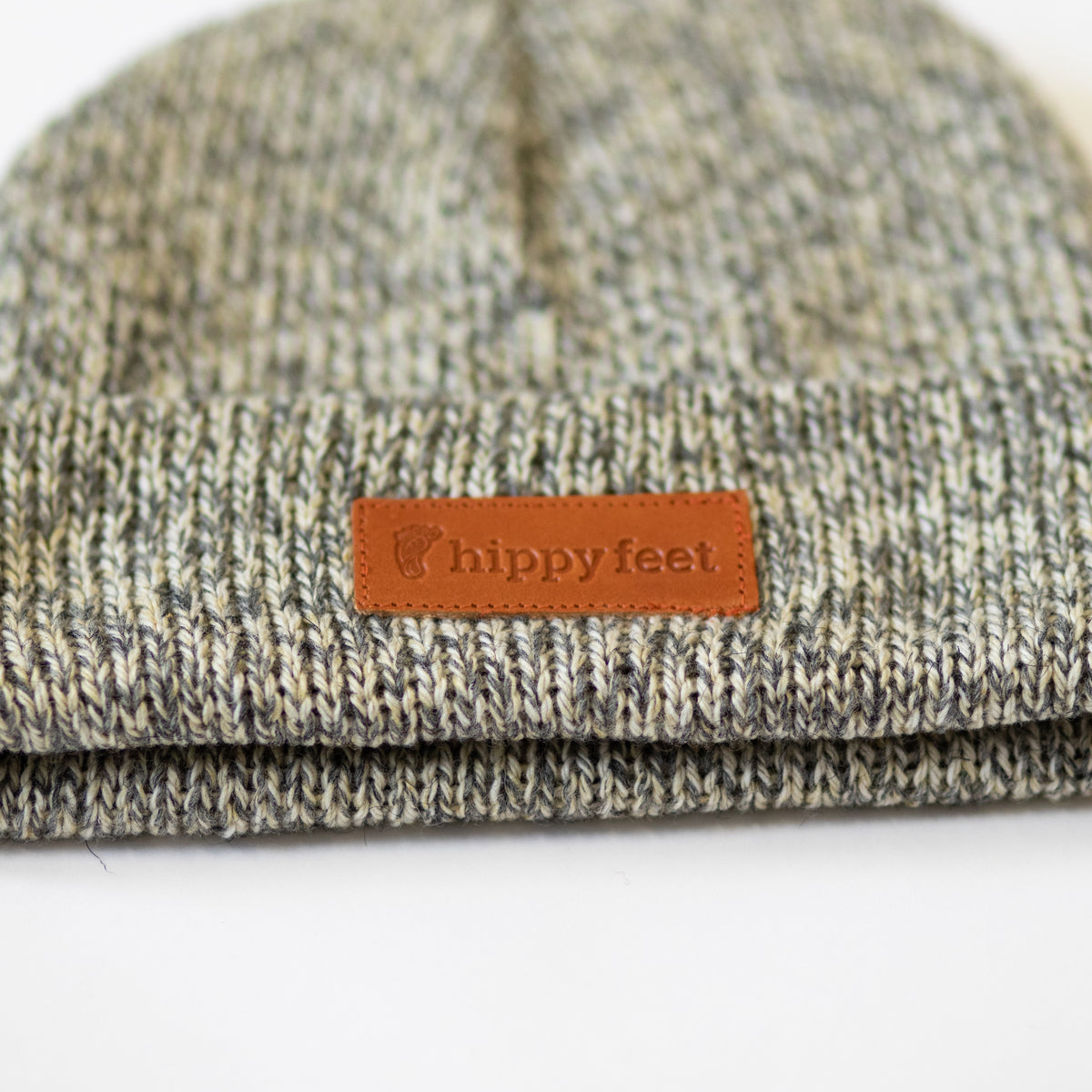 Eco-Ragg Wool Beanie - Charcoal