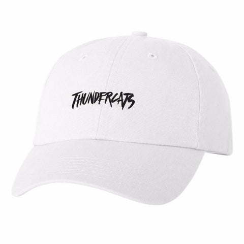 #Thundercats Hat-White