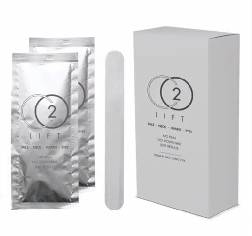 CO2LIFT TREATMENT MASK LEVEL 1 (Esthetician) - 3-count Box