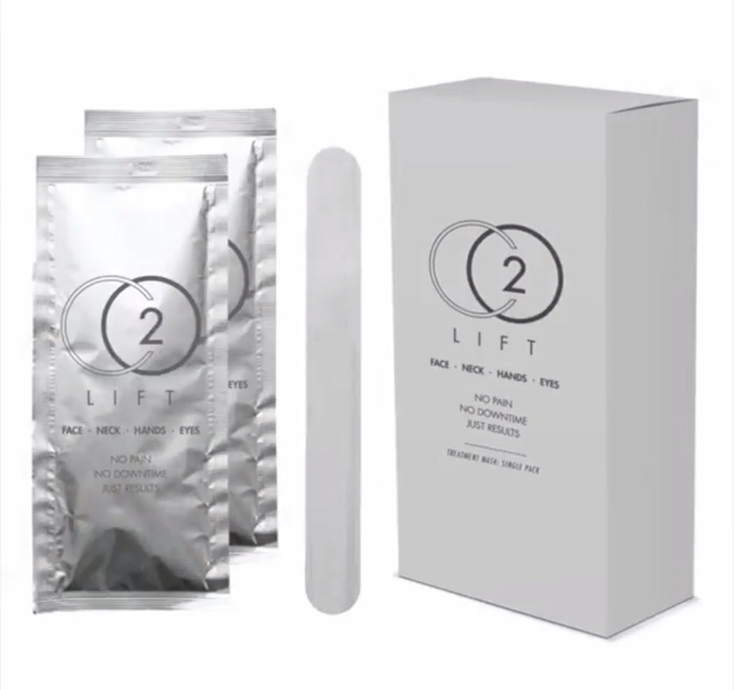 CO2LIFT TREATMENT MASK LEVEL 1 (Esthetician) - 1-count Box