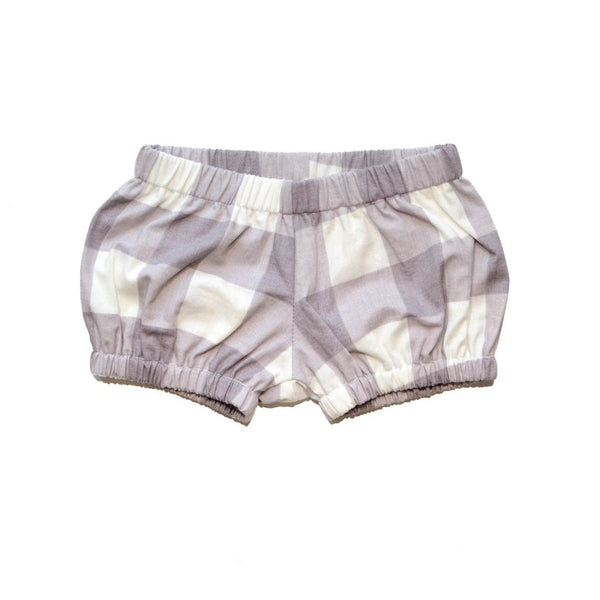 Gray Gingham Bloomers