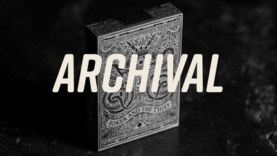ARCHIVAL: Street Edition Playing Cards