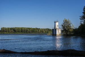 Warrior Point: Hiking to the Lighthouse on Sauvie Island