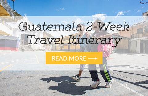 2-Week Itinerary in Guatemala