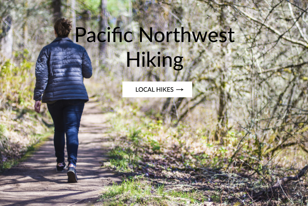 Pacific Northwest Hiking Blog