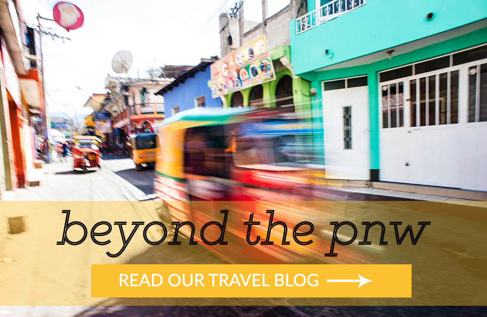 Read our travel blog!