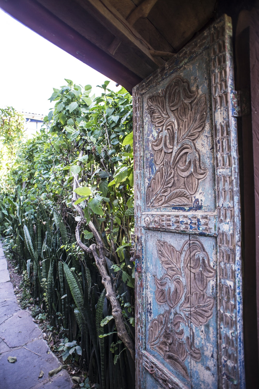 doorways of san marcos la laguna
