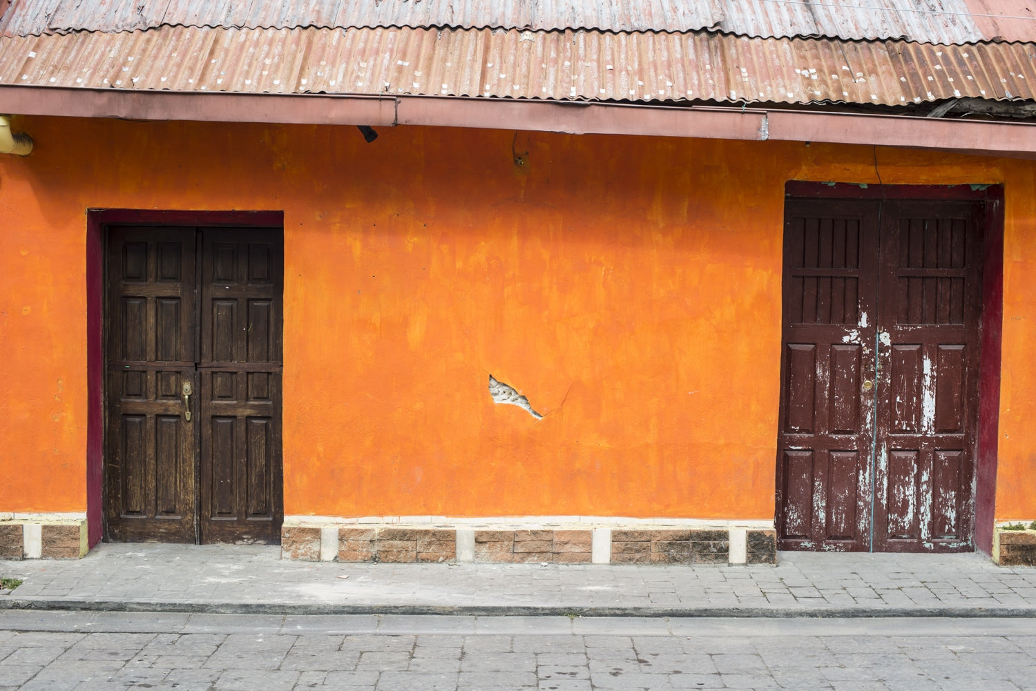 the colors of central america