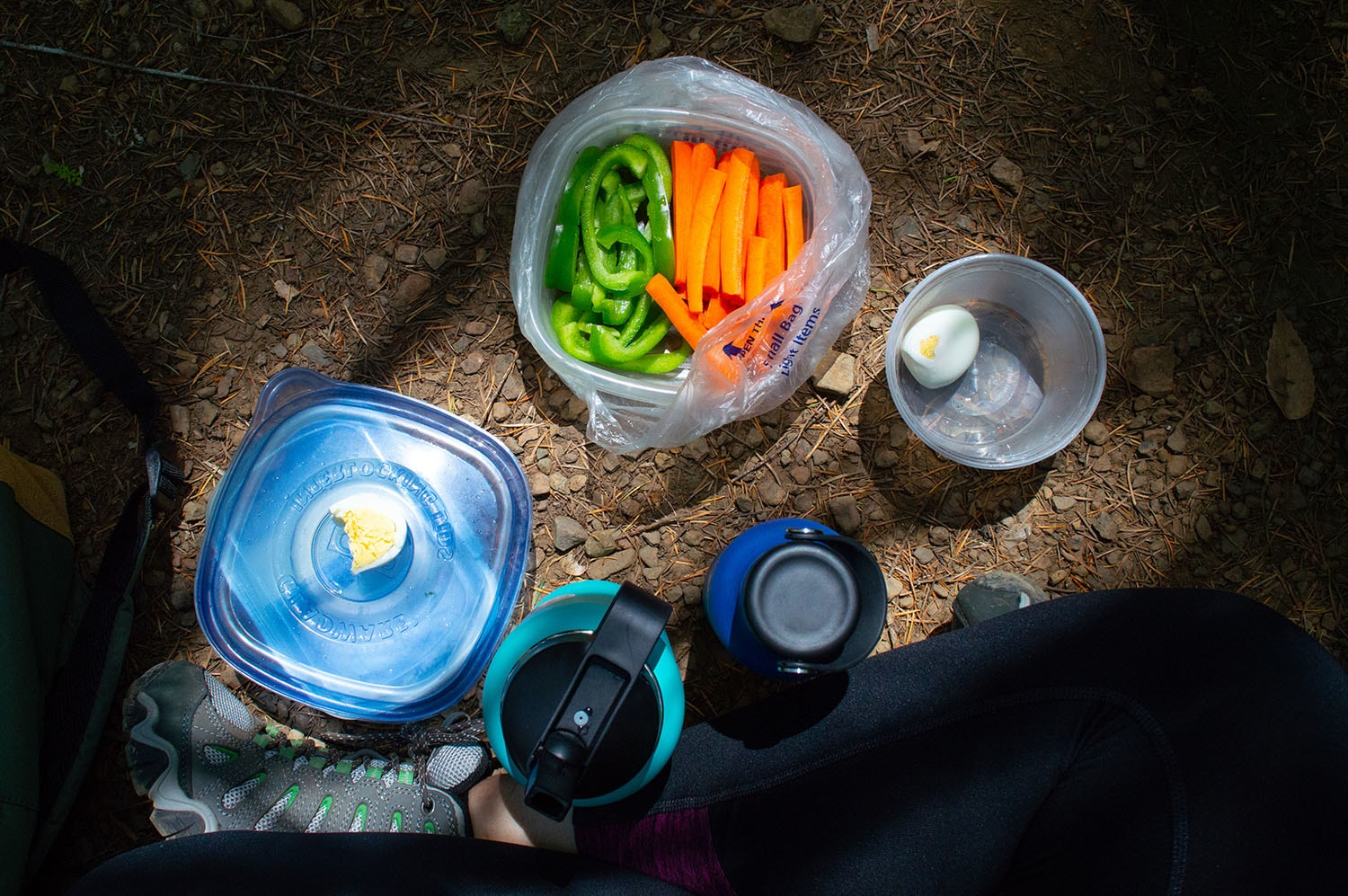 Hiking snacks