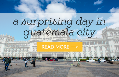 Traveling to Guatemala City