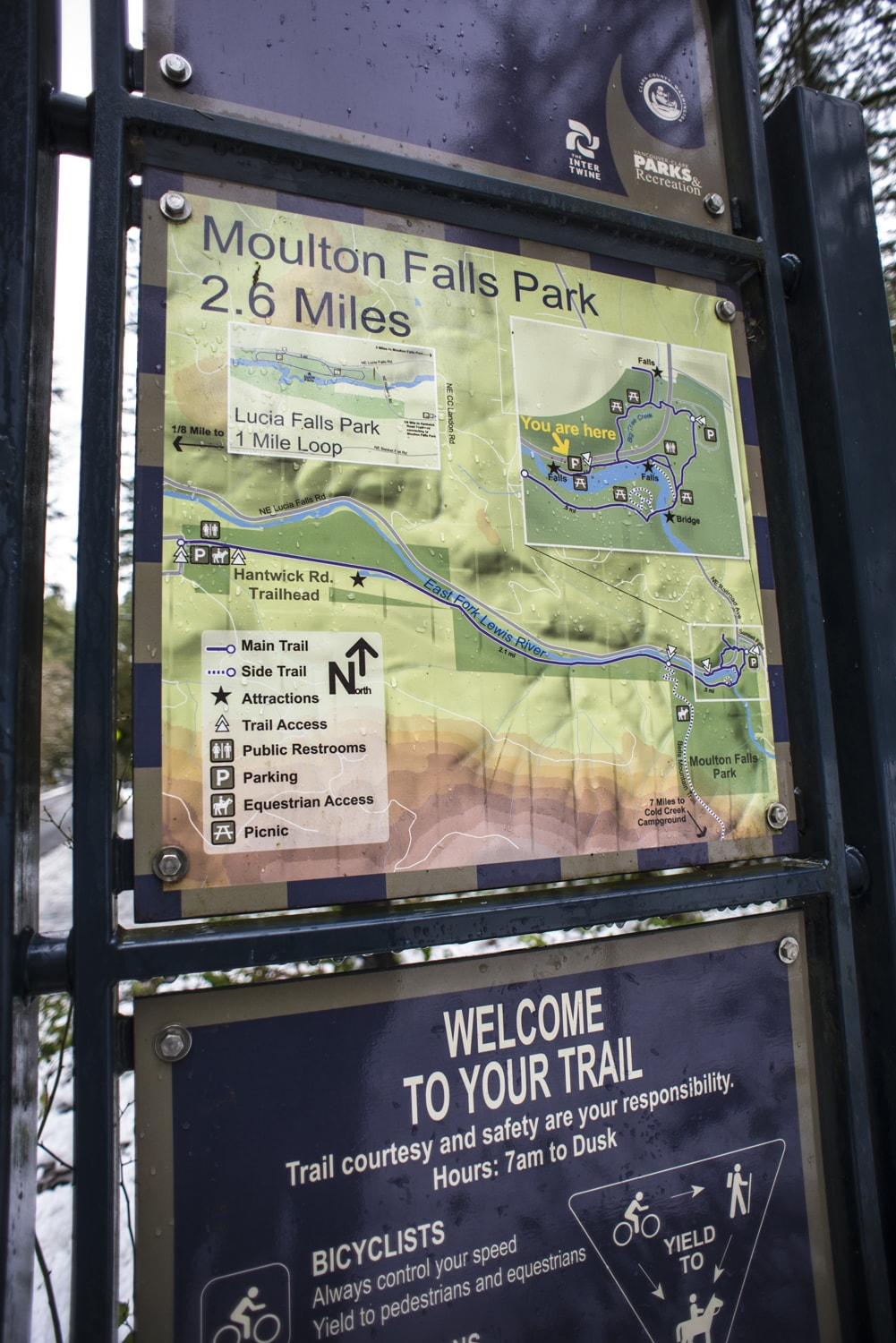 map of moulton falls