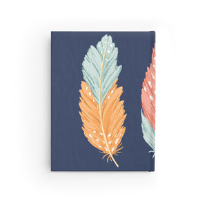 Lucky Feathers Travel Journal