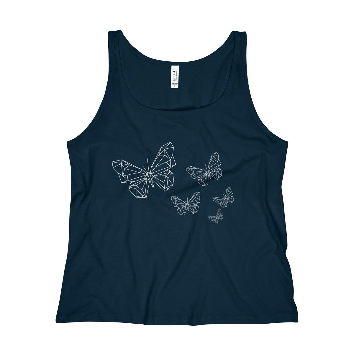 Butterfly - Relaxed Jersey Tank Top