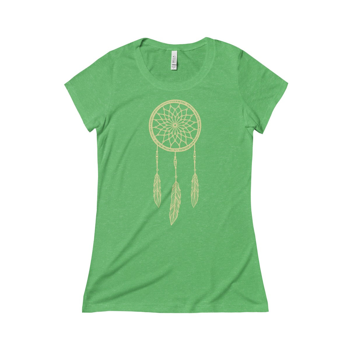 Dreamcatcher - Triblend Short Sleeve Tee