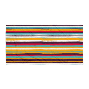 Desert Stripe Beach Towels