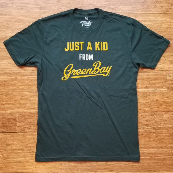Just a Kid Youth Tee