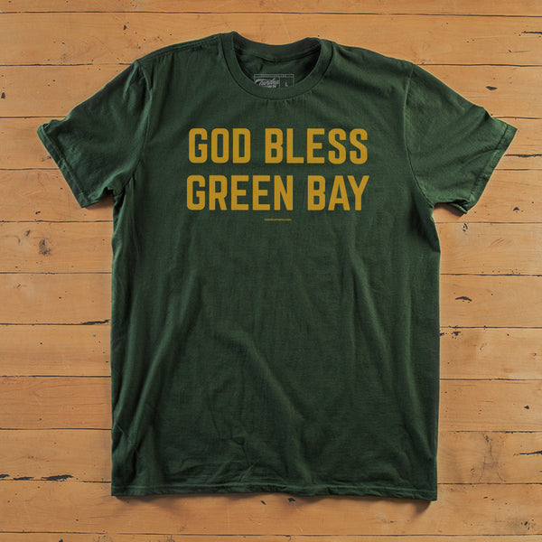 God Bless Green Bay
