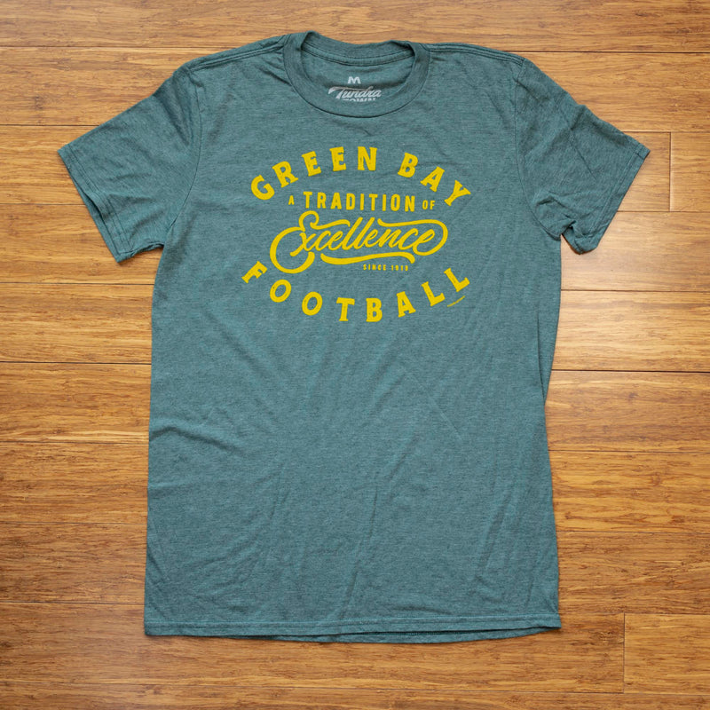 Tradition of Excellence (Forest Green)