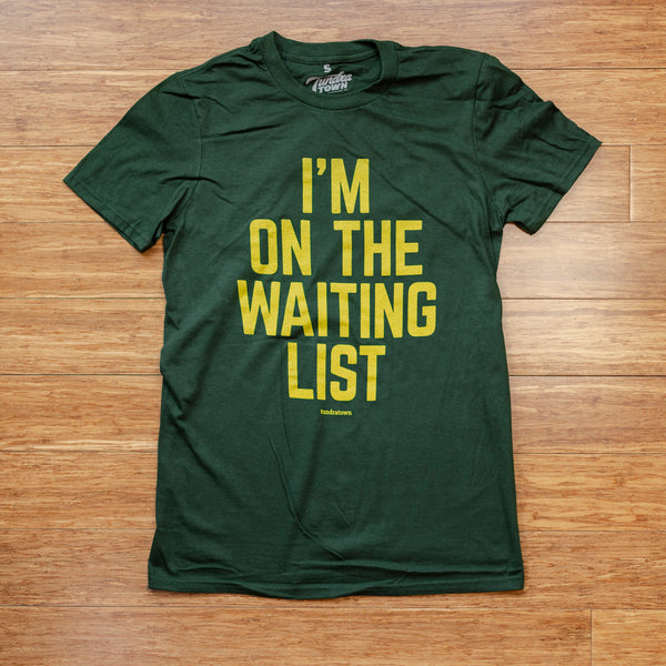 Waiting List Youth Tee