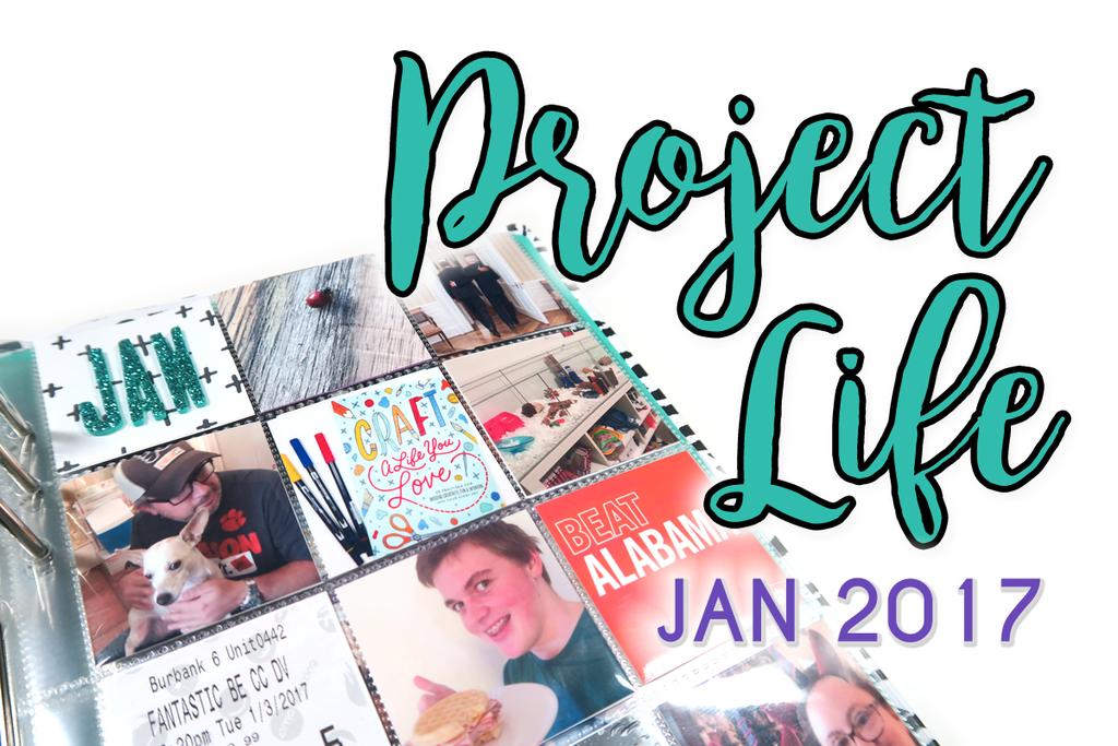 Project Life Share with Papercakes By Dani