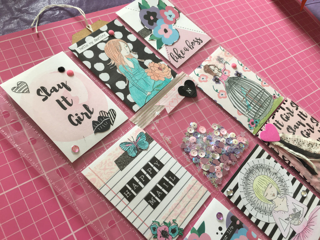 Fan Spotlight: Pocket Letter By Ashleigh