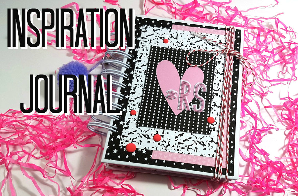 DIY Journal Mixing Various Papercakes Collections By Rachel