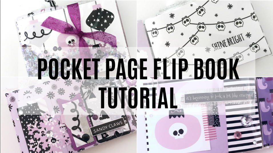Pocket Page Flip Book Tutorial