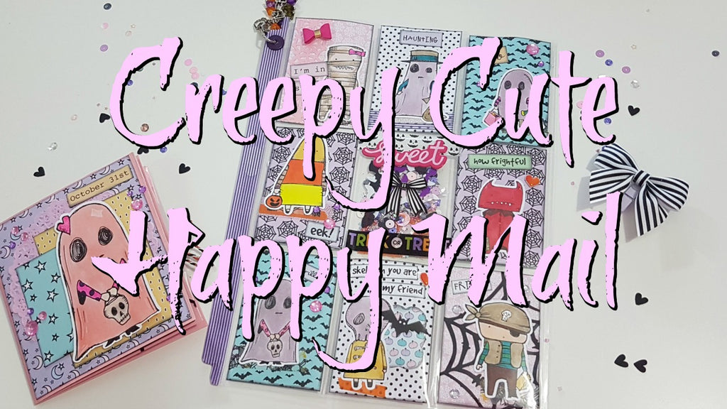 Creepy Cute Happy Mail Ft Vera Lane Studio By Rachel