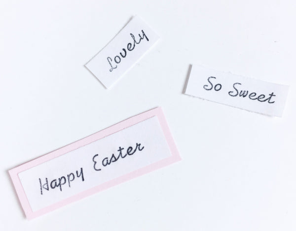 Spring/ Easter Themed Mini Pocket Letter By Annie. Papercakes design team. www.serenabee.com
