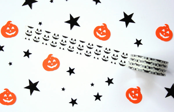 halloween washi tape. Papercakes by Serena Bee