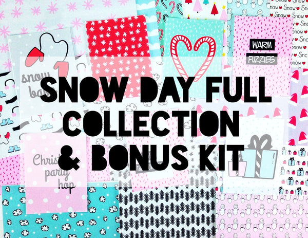 Snow Day Full Collection Bundle + Bonus