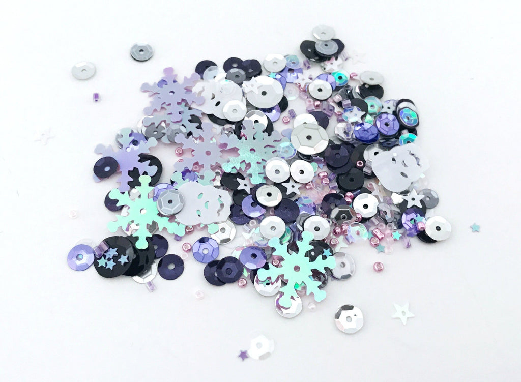 Creepmas Sequins Mix. shop.serenabee.com