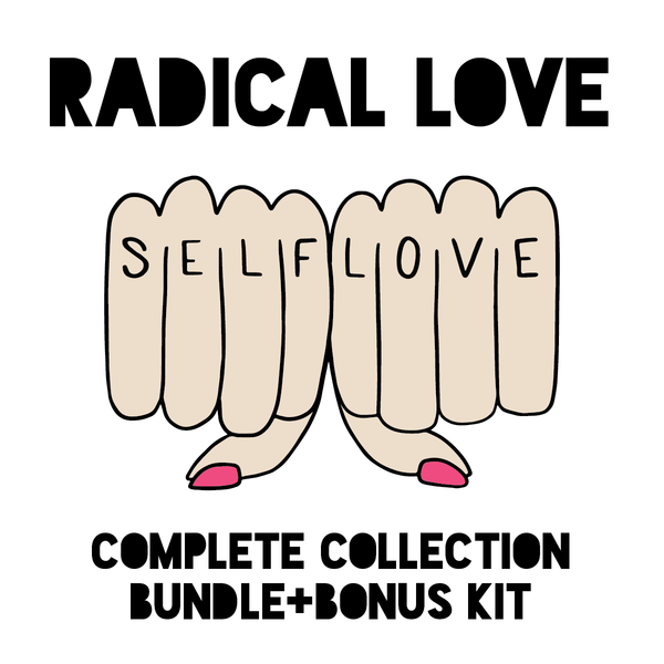 radical love complete collection bundle + bonus kit