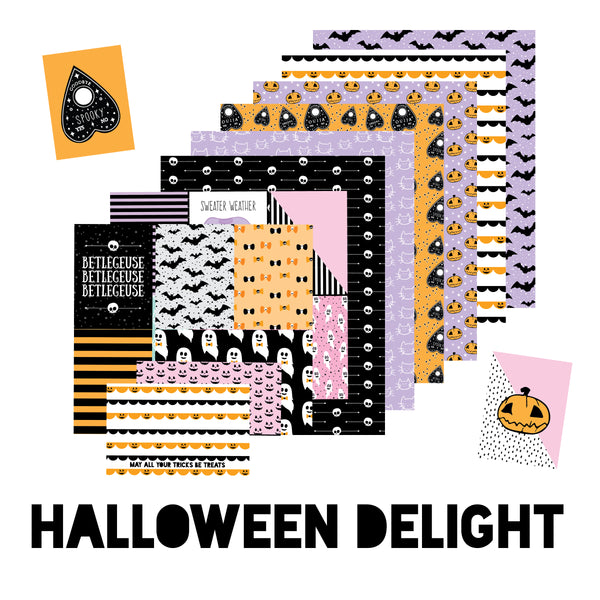 Halloween Delight Pack